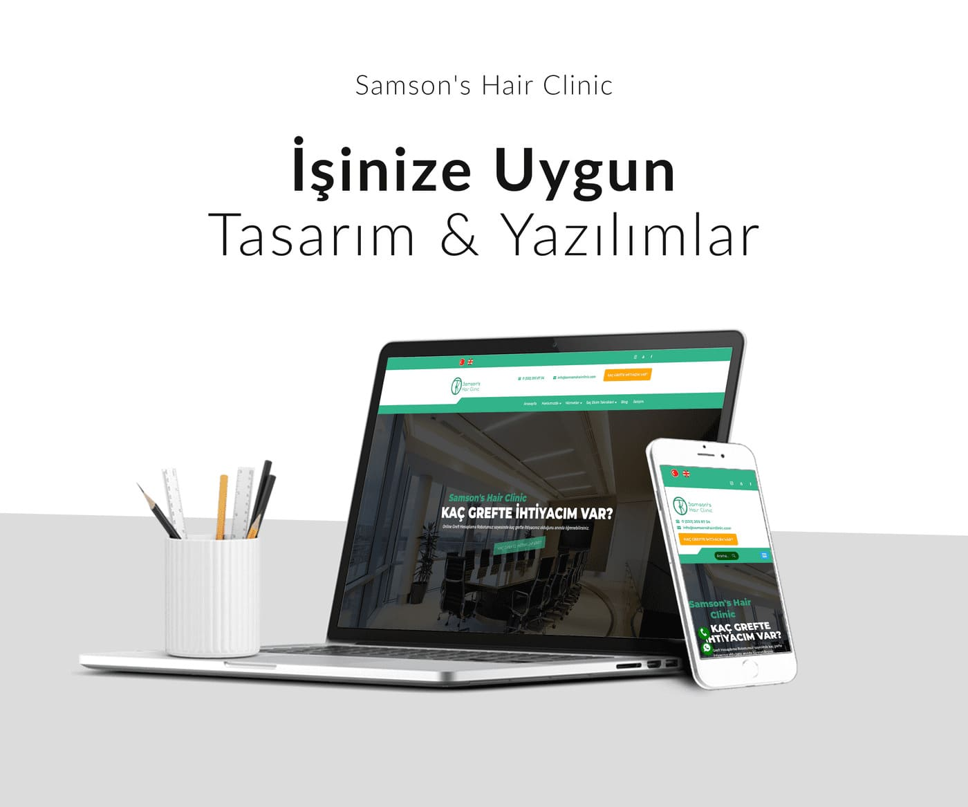 Samson's Hair Clinic