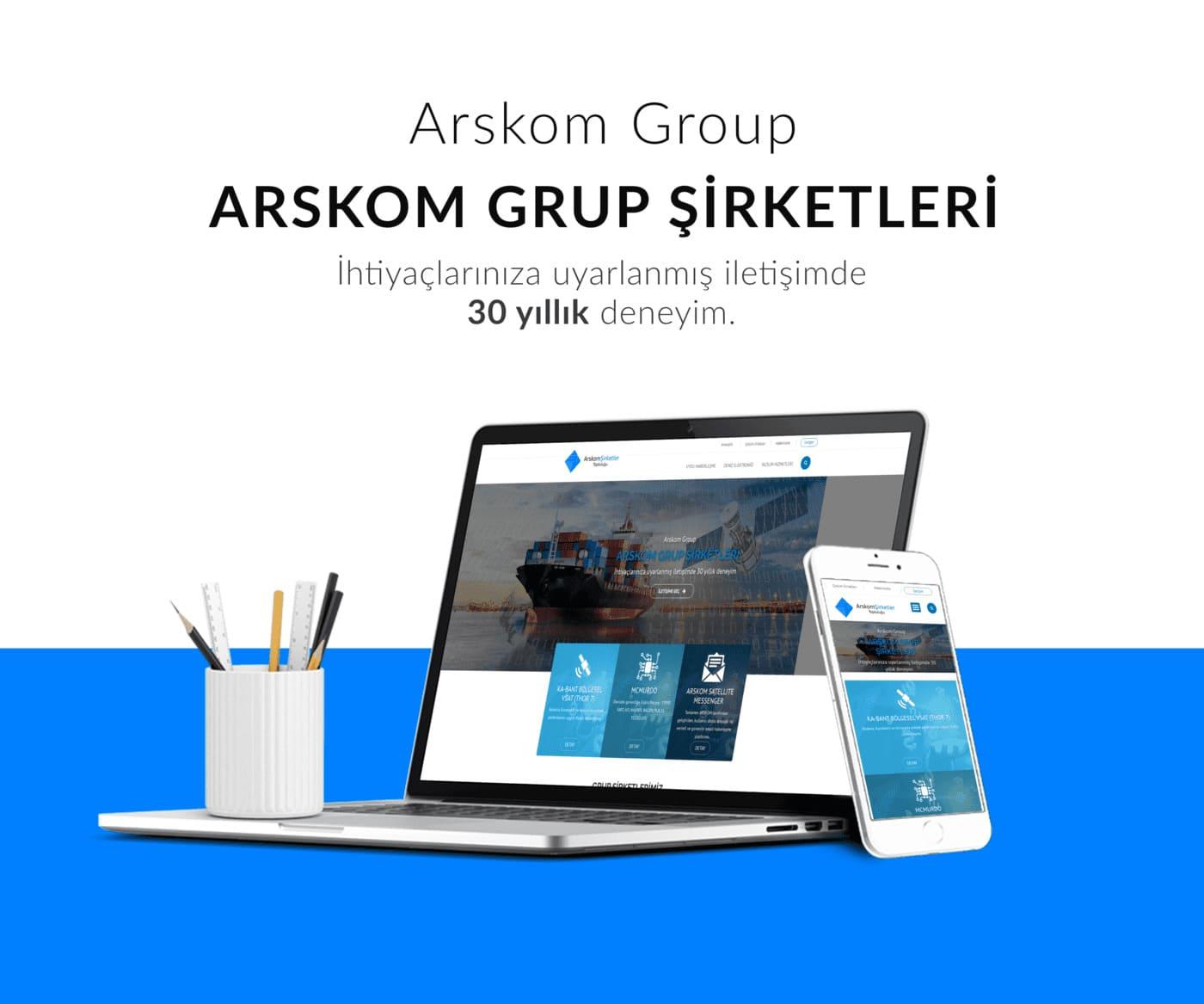 Arskom Grup Şirketleri