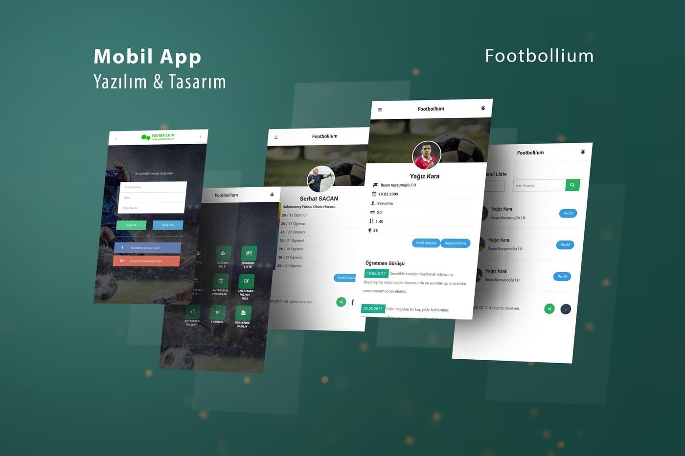Footballium App