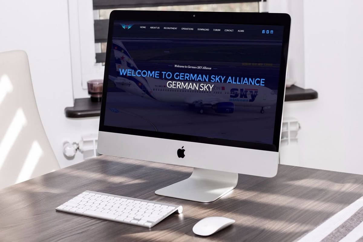 german sky,germansky,german sky virtual airlines,german airlines